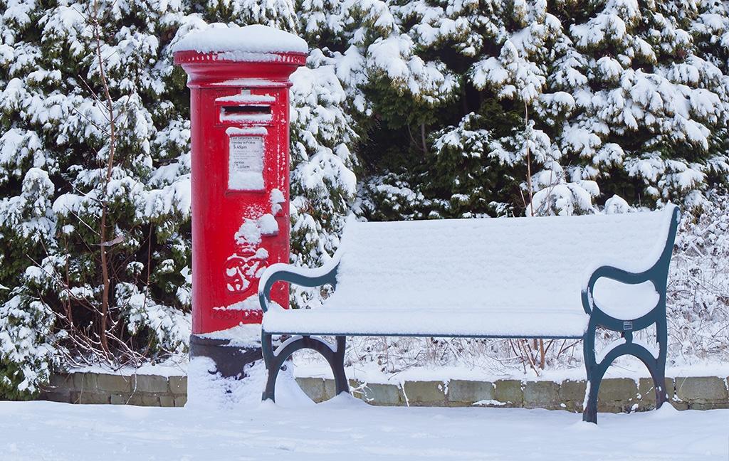 Royal Mail reveal 2018 digital Christmas stamp