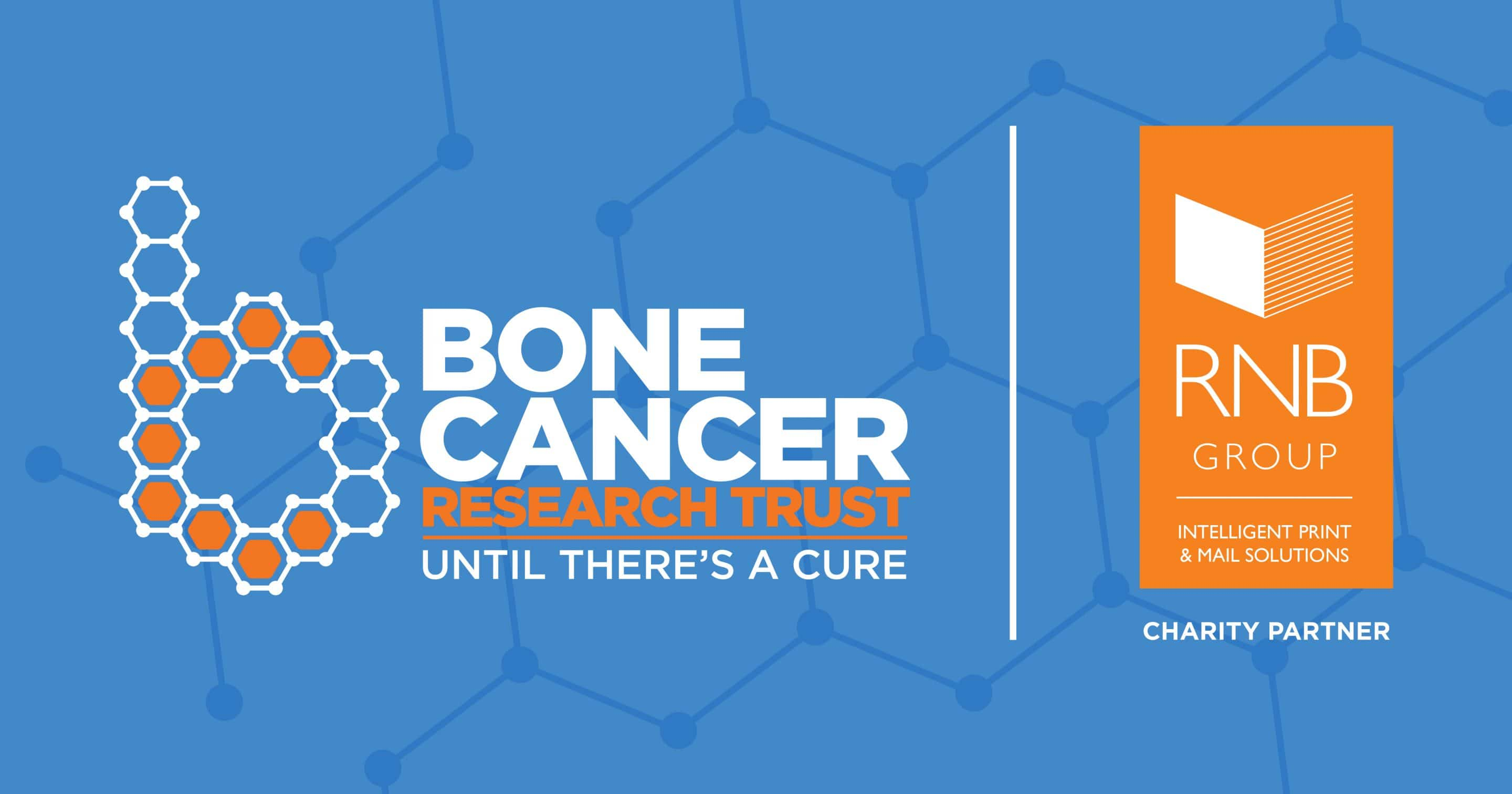 Proud to announce the Bone Cancer Research Trust as our 2019 charity partner