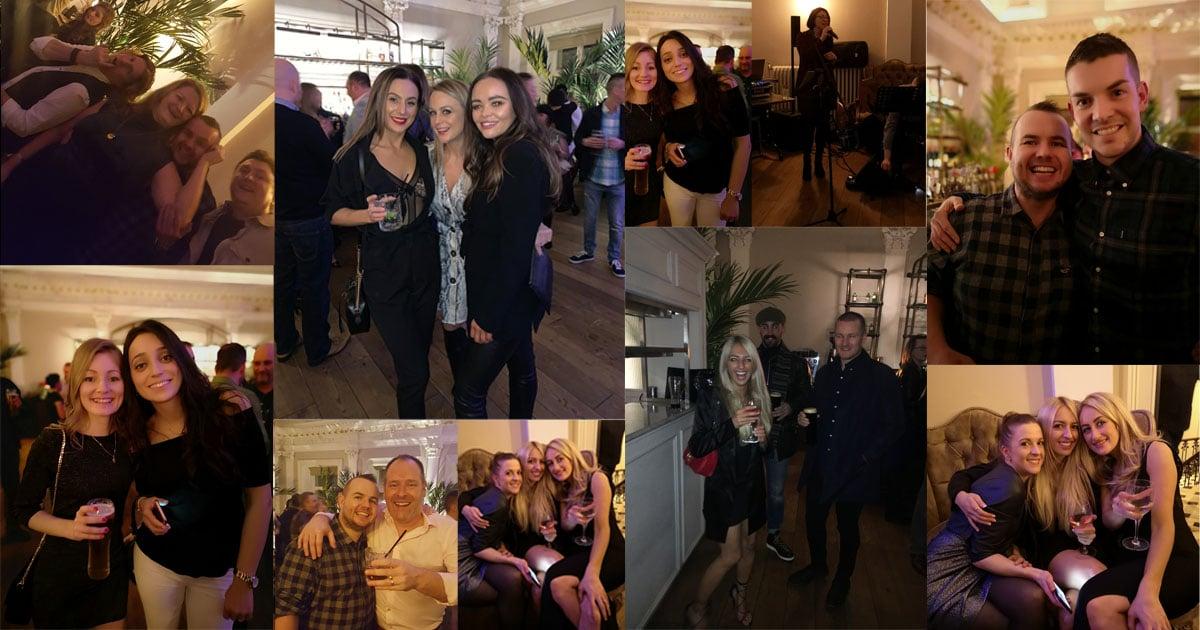 RNB Group celebrate Christmas 2018