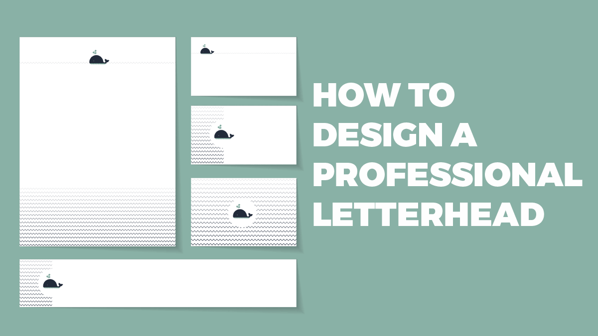 8 tips to help you design a professional business letterhead