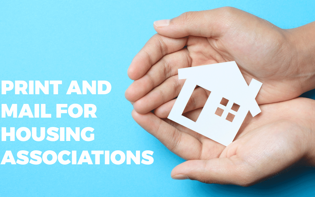 How we help Housing Associations with print and mail