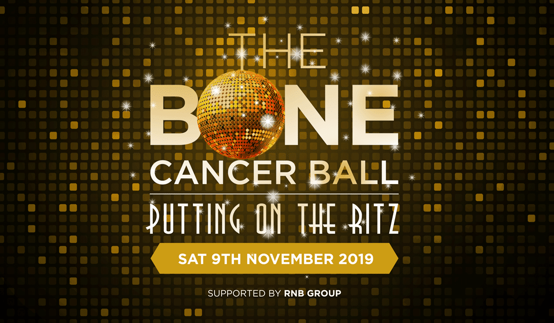 We helped our charity partner put on the Ritz at this year's Bone Cancer Ball