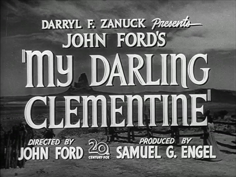 My_Darling_Clementine_(1946)_trailer_1