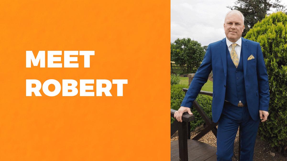 Meet Robert