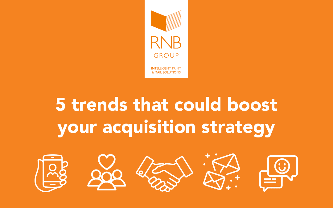 5 trends that could boost your acquisition strategy