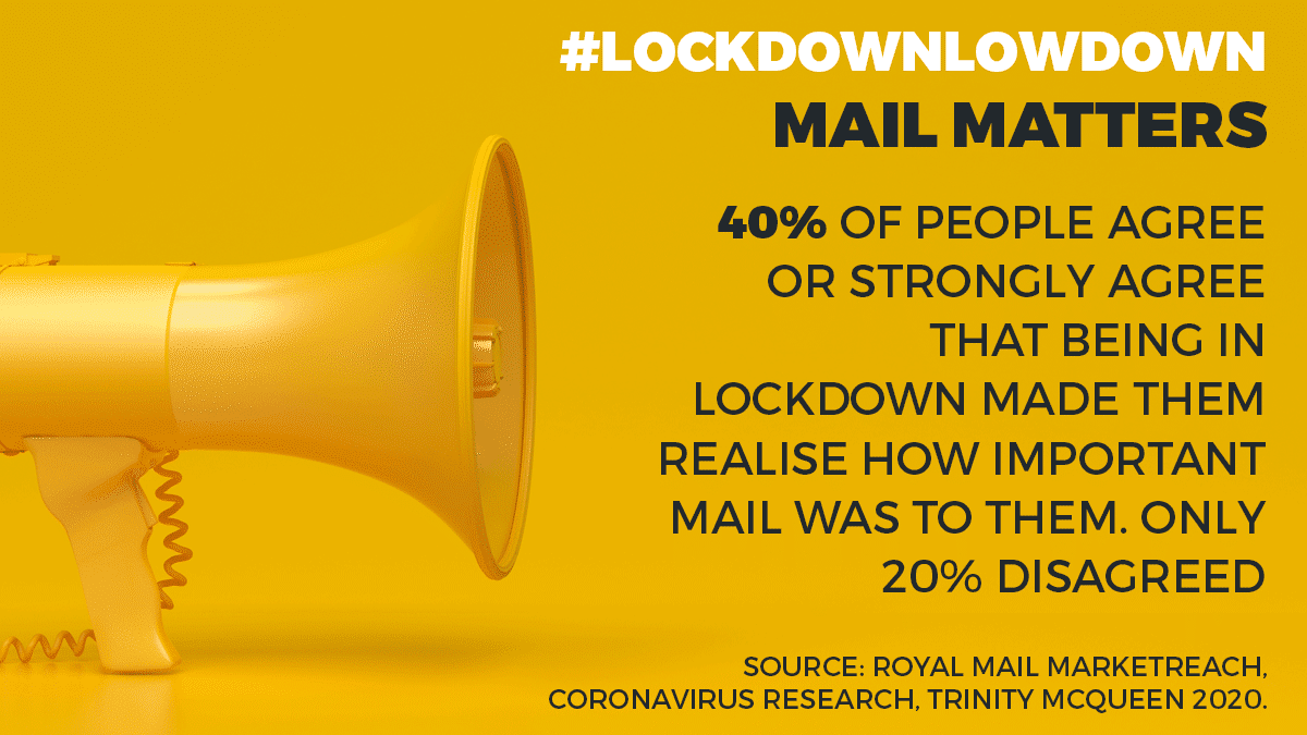 Mail matters more than ever - reason 6