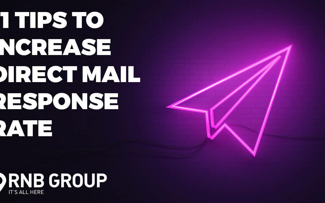 11 tips to increase your direct mail response rate
