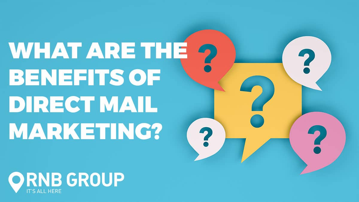 What are the benefits of direct mail marketing?